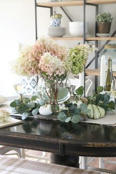 Early Fall Table 10