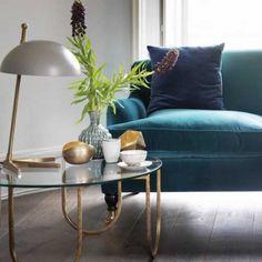 Ella 'U' Coffee Table - Coffee Tables - Tables - Furniture