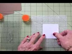 """▶ """"12 DAYS OF CHRISTMAS"""" CARD #8 SHAPED CARD """"MAY YOUR HOLIDAYS BE SWEET!"""" - YouTube"""