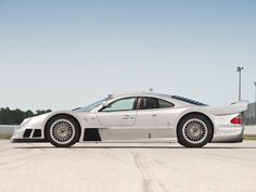 Mercedes-Benz CLK GTR Coupe (1998-99)