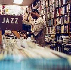 Shopping for records with Madlib.