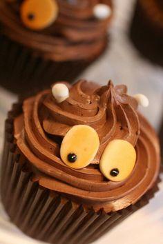 Gruffalo cakes
