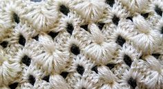 Incredibly Beautiful Turkish Pines Crochet Stitch - Knit And Crochet Daily