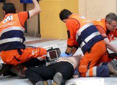 Nueve sobre diez para el servicio de atención de emergencias sanitarias 061 en Jaén