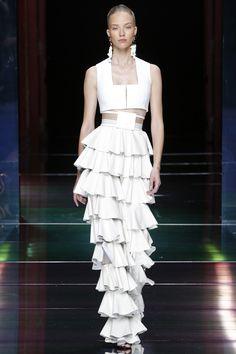 Balmain Spring 2016 Ready-to-Wear Collection Photos - Vogue