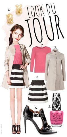 Look Du Jour: Stars & Stripes