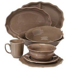 Threshold™ Wellsbridge Dinnerware Collection - Mocha