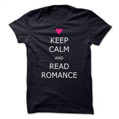 Keep Calm and Read Romance - #mens sweater #gray sweater. SIMILAR ITEMS => https://www.sunfrog.com/LifeStyle/Keep-Calm-and-Read-Romance.html?68278