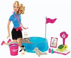Barbie loves the SeaWorld Wildlife! #BarbiesFavorites