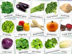 groentekalender januari