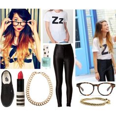 Untitled #2269 by ines-tomlinson on Polyvore featuring Vans, Gogo Philip, Madewell and Topshop
