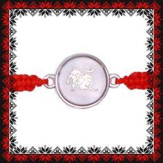 Martisor Bratara Sidef Zodia Leu Scorpion, Zodiac, Crochet Necklace, Personalized Items, Jewelry, Scorpio, Jewlery, Crochet Collar, Bijoux