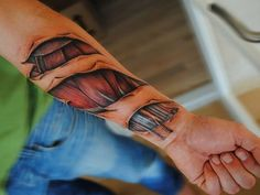 Amazing 3D Tattoo designs for Men and Women