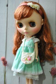 Pretty flower garden ドレスセットワークショップのお知らせ | *Mayrin*ちっちゃなせかい