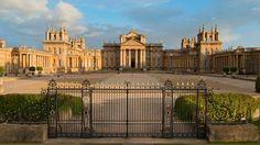 Blenheim Palace - OXFORDSHIRE, ENGLAND