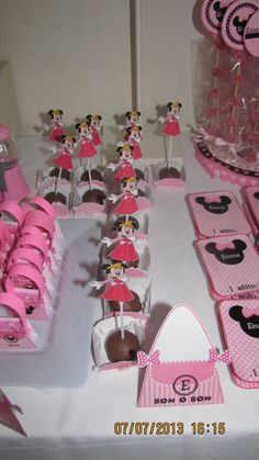 "Photo 3 of 20: Minnie Mouse Party / Birthday ""Emma turns 2!!"" 