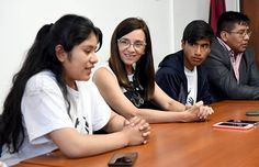 La ministra de Educación recibió a los alumnos que visitaron al Papa Francisco: Los jóvenes, de San Antonio de los Cobres, viajaron a Roma…