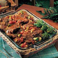 Old-Fashioned Swiss Steak Recipe.... This is soooo Good !!!! You'll love it!!!