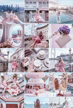 Best Instagram Feeds, Instagram Pose, Free Photo Filters, Cute Teen Rooms, Crystal Background, Lightroom Presets, Photos, Beautiful, Collages