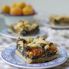 Aprikosen-Mohn-Kuchen