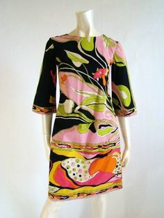 . Pucci, Cover Up, Memories, How To Wear, Vintage, Dresses, Style, Fashion, Dressmaker