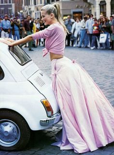 Image by Arthur Elgort for Vogue