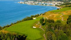 The Links Golf Course   Bay Harbor Golf Club, Michigan   BOYNE