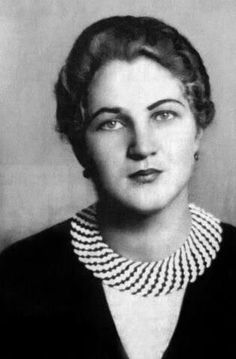 Paula Hitler (January 21, 1896 - June 1,  1960) - Sister of German dictator Adolf Hitler (8 yrs. younger). Their parents had both died by the time she was 11. She worked as a secretary till being fired when employer learned she was Hitler's sister.