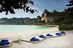 14 unique places you can only get to by boat #escapesnaps Location: Rayavadee Resort, Krabi