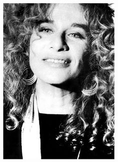 Carol King  Loved her. Listened to her albums for hours.