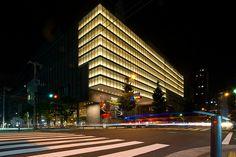 Kanagawa Arts Theater (KAAT 神奈川芸術劇場) / Architect by Hisao Kohyama (設計:香山壽夫)