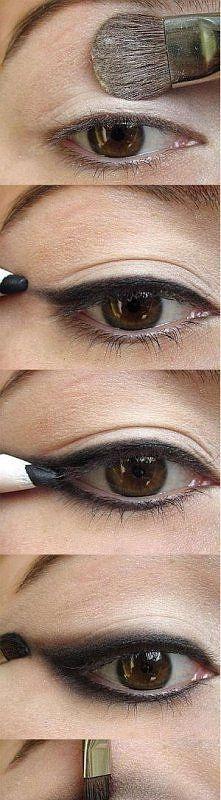 Zobacz zdjęcie makijaż oka