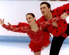 Sergei Grinkov & Ekaterina Gordeeva.I love watching ice skating. Please check out my website Thanks.  www.photopix.co.nz