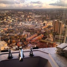 One of the best views of London is from a toilet.   18 Things No One Tells You About London