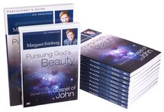 FREE Pursuing God's Beauty DVD with purchase of 10 Workbooks