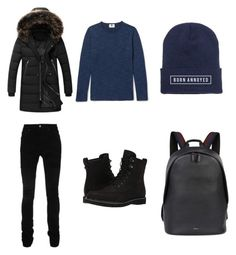 """Untitled #356"" by syshrn on Polyvore featuring AMIRI, Timberland, Paul Smith, men's fashion and menswear"