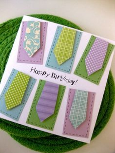 Masculine and Masculine Cards share Pins with your board - Inbox - Yahoo Mail Masculine Birthday Cards, Birthday Cards For Men, Handmade Birthday Cards, Masculine Cards, Greeting Cards Handmade, Cards For Men Handmade, Male Birthday, Stampin Up Karten, Karten Diy
