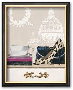 "Art.com ""fabulous italy"" framed art print by marco fabiano"