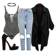 """""""Untitled #217"""" by a-del-c on Polyvore featuring Topshop"""