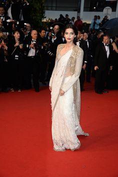 #SonamKapoor #Cannes2013 #LorealParis