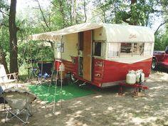 Gr8LakesCamper: Port Crescent State Park welcomes vintage camper show July 26-29