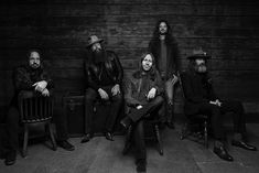 Blackberry Smoke's New Album 'Find A Light' Out 4/6 – I'm Music Magazine
