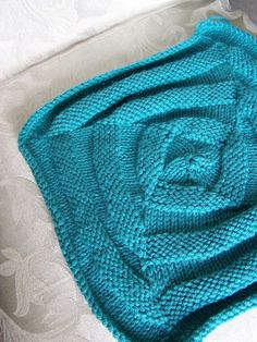 Vortex Pillow or Blanket Square