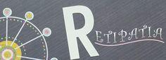 Parágrafos & Travessões: Nova Parceria: Retipatia  #logo #blog #parceria #retipatia