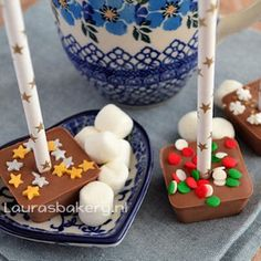 Chocolatemilk spoons #advent #christmas