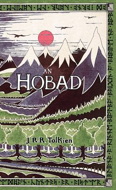 An Hobad - The Hobbit translated into Irish Gaelic! Thanks to Evertype publishers and TolkienLibrary.com
