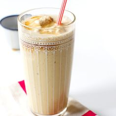 Maple Syrup Milkshake: So, does this mean I can drink it for breakfast? ;)