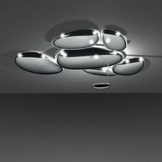 Artemide - Skydro Plafonnier - Module électrifié - LED - FICHE PRODUIT