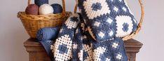 Thorobred Crochet Rug & Cushion Project