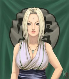 Orochi looks fine, Tsunade worse, and Jiraiya just like CRAP